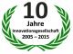 10 Jahre Innovationsgesellschaft 2005-2015